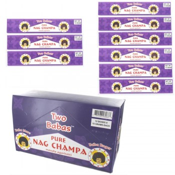 Wild Berry Two Babas Nag Champa Incense Sticks