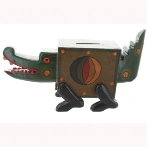Crocodile Money Box