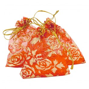 Pack of 3 Rose Fragrance Bead Pouches
