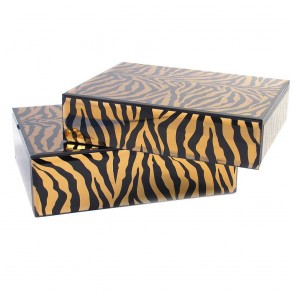 Large Mirror Box Nest 2 - Tiger