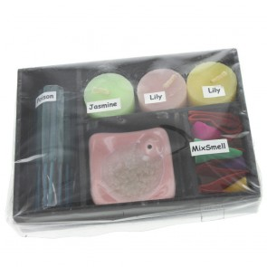 Incense Stick, Cone and Candle Set - Design 3