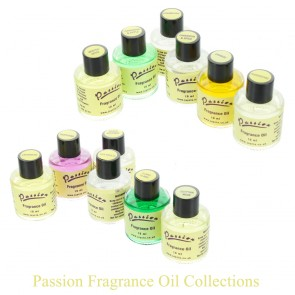 Passion Fragrance Oil Collection ( 6 x 10ml oils)
