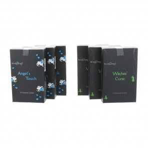 3 Packs of Stamford Black Range Incense Cones