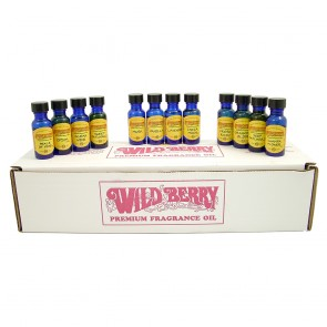 Wild Berry Fragrance Oils (15ml)