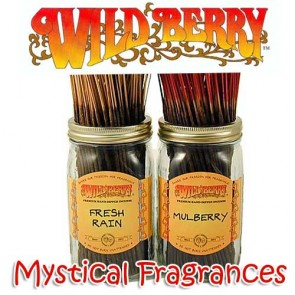 Wild Berry Incense Sticks Mixed Mystical Pack