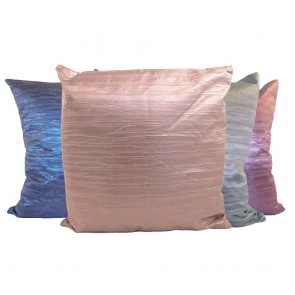 Crushed Silky Cushion Cover