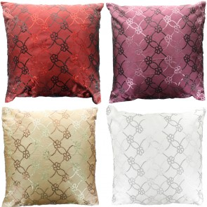 Sequin Silky Cushion