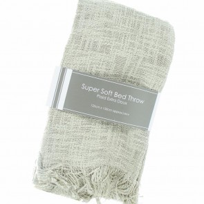 Super Soft Throw - Ivory