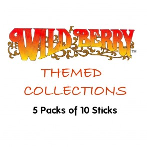 Wild Berry Incense Collection (5 packs of 10)