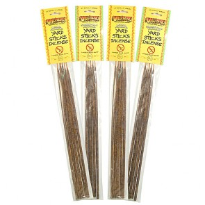 Single pack of 5 Wild Berry Garden Incense Sticks